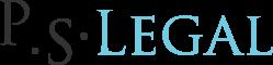 P.S. Legal Logo